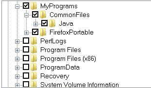 firefox portable not finding java portable