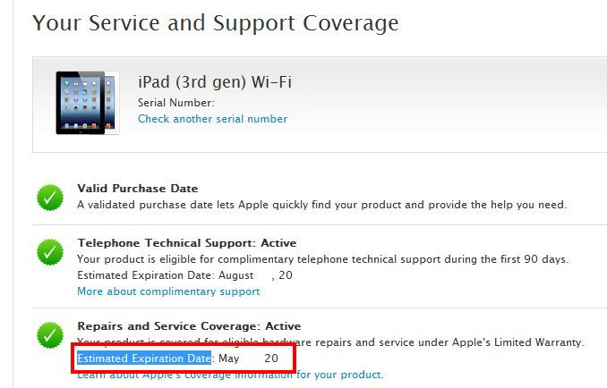 Learn when Apple Ipad Iphone Ipod warranty ends | Izzy Laif