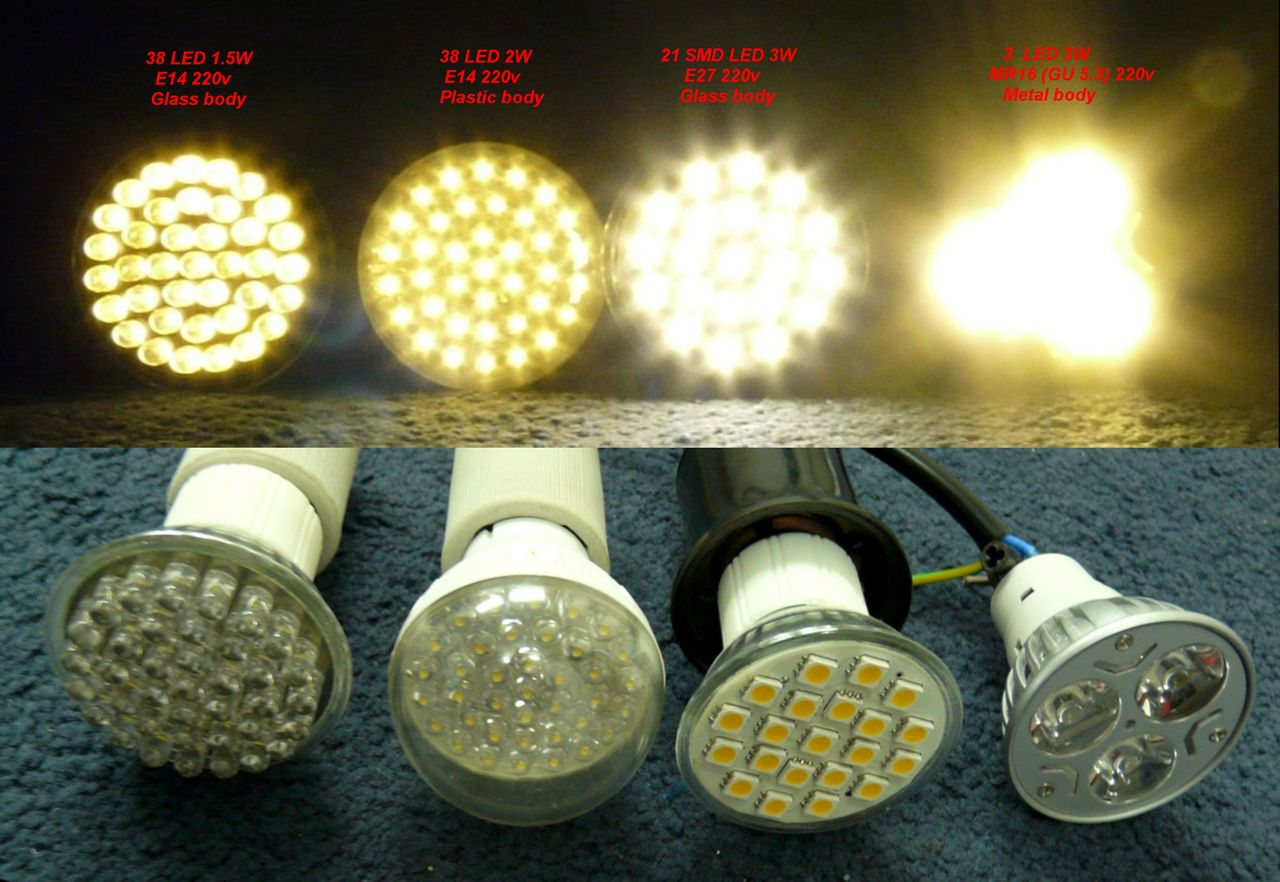 » How to choose a LED bulb Izzy Laif – video review ...