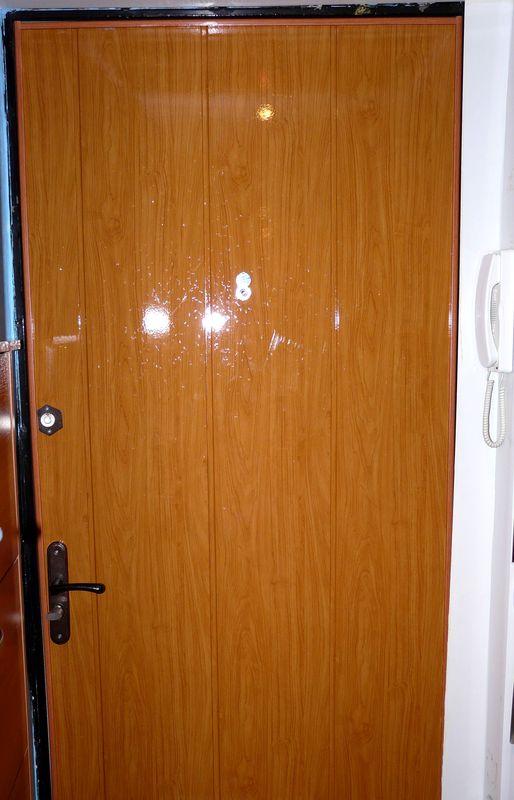 металлическая звуконепроницаемая дверь цена