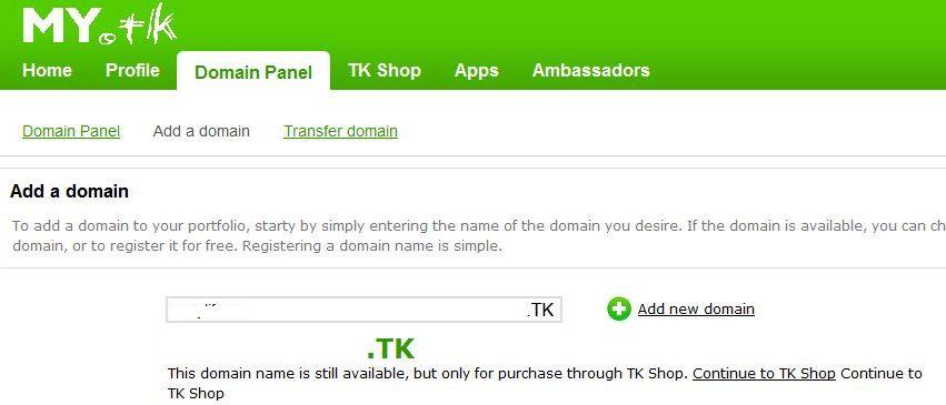зона домены .tk dot.tk яндекс бан не индексируются